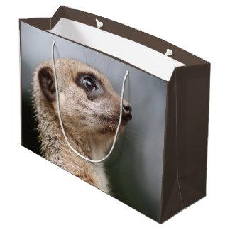 Meerkat Large Gift Bag