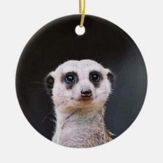 Meerkat Lookout Ornament