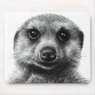 Meerkat Mousepad