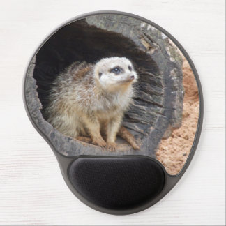 Meerkat Mousepad Gel Mouse Pad