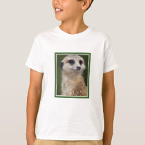 Meerkat on the look out T-Shirt