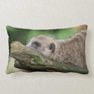 Meerkat Pillow - Reversible