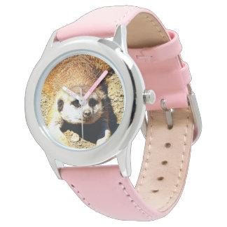 Meerkat precioso 415P Reloj De Mano