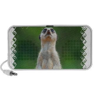 Meerkat Sentry Portable Speakers