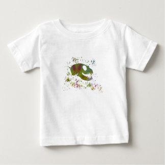 Meerkat Skull Baby T-Shirt
