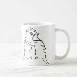 Meerkat #TablessThursday Mug