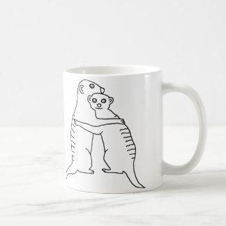 Meerkat #TablessThursday Mug Mug