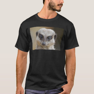Meerkat Up Close T-Shirt