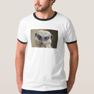 Meerkat Up Close Tee Shirt