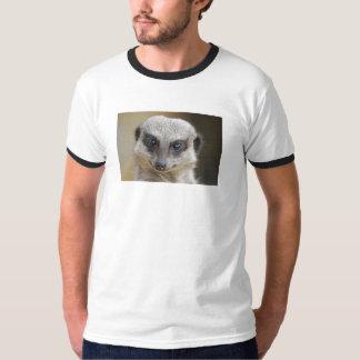 Meerkat Up Close Tee Shirts