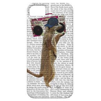 Meerkat with Boom Box Ghetto Blaster 2 iPhone SE/5/5s Case