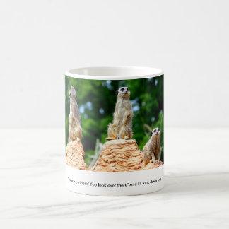 Meerkats....... Classic White Coffee Mug