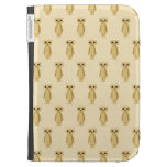 Meerkats Pattern. Case For The Kindle