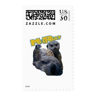 Meerkats Postage