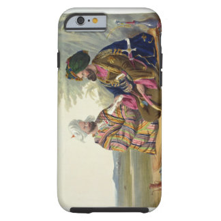 Meerz Fyze, an Oosbeg Elchee, or Ambassador, plate Tough iPhone 6 Case