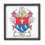 Mees Family Crest Premium Jewelry Boxes