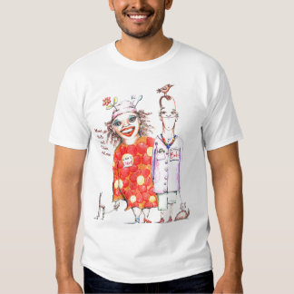 Meet Bob and Claire deLune T-shirt