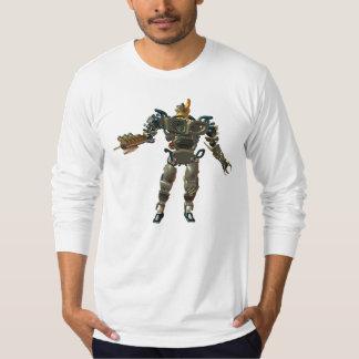 Meet BrainStem The Robot Warrior 3 T-Shirt