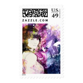 Meet-Cute   Postage Stamp