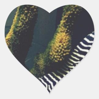 Meet Frank Heart Sticker