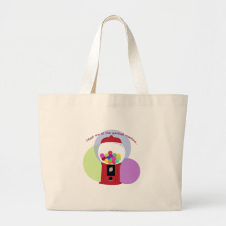 Meet Me At The Gumball M Tote Bags