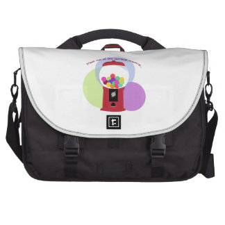 Meet Me At The Gumball M Bag For Laptop