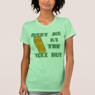 Meet Me at the Tiki Hut Tshirt