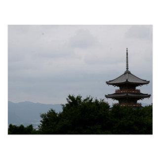 Meet Me in Kyoto Postcard