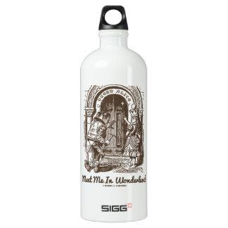 Meet Me In Wonderland (Queen Alice Frog) SIGG Traveler 1.0L Water Bottle