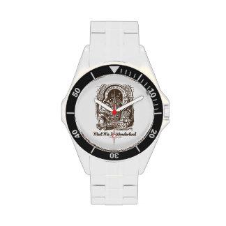 Meet Me In Wonderland (Queen Alice Frog) Wristwatches