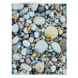 ... meet me on the beach ... card