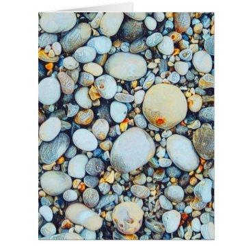 Beach Themed ... meet me on the beach ... card