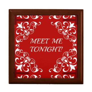 MEET ME TONIGHT GIFT BOX