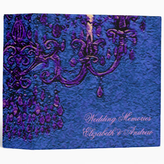Meet Me Under the Chandelier ~ Binder Album
