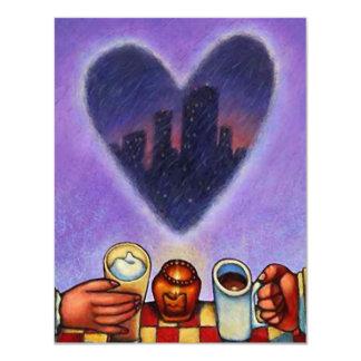MEET MEETING SPEED DATING DATE COFFEE INVITATION