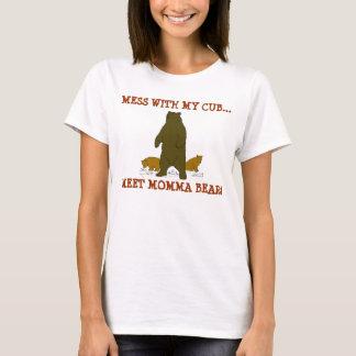 Meet Momma Bear T-Shirt