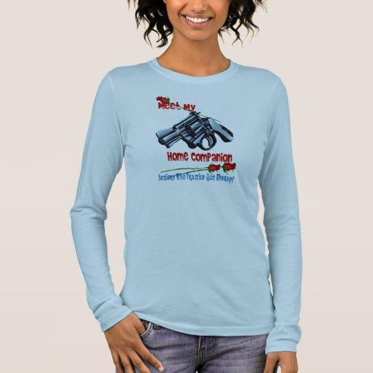 Meet My Home Companion Long Sleeve T-Shirt