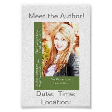 Art Themed Meet the Author! Poster