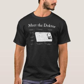 Meet the Doktor T-Shirt