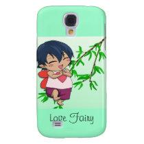 Meet the Love Fairy Samsung Galaxy S4 Cover