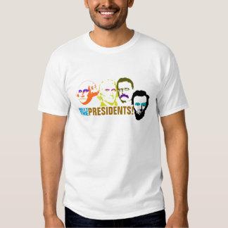 Meet the Presidents T-shirt
