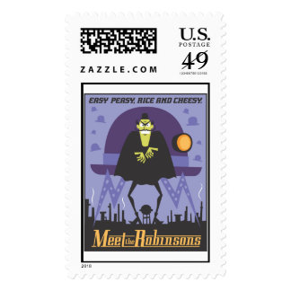 Meet The Robinsons Bowler Hat Guy Goob Disney Postage Stamps
