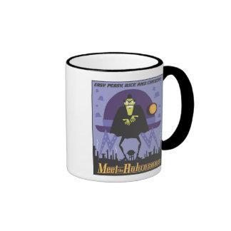 Meet The Robinsons Bowler Hat Guy Goob Disney Ringer Mug
