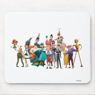 Meet the Robinsons Cast Disney Mouse Pad