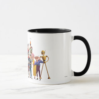 Meet the Robinsons Cast Disney Mug