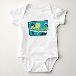 Meet The Robinsons Design Disney Baby Bodysuit