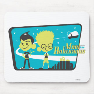 Meet The Robinsons Design Disney Mouse Pad