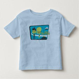 Meet The Robinsons Design Disney Toddler T-shirt