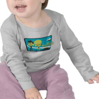 Meet The Robinsons Design Disney Shirt