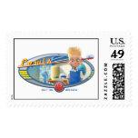 Meet The Robinsons' Lewis Disney Stamp